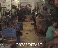press depart